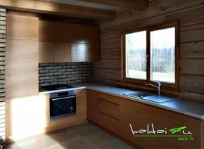 Virtuviniai baldai gaminami profesionaliai