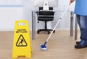 Biuro švaros priežiūra